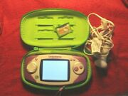 Leapfrog Leapster Gs Explorer Learning System - Purple/white With Case