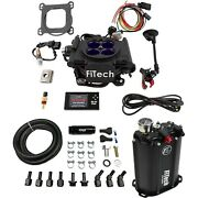 Fitech Fuel Injection 35208 Meanstreet Efi Throttle Body System Master Kit 800 H