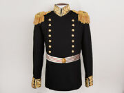 Russian Imperial Wwi Admiral Uniform Kit Navy Rear Admiral Epaulette Highquality