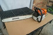 Stihh 044 Gas Powered Chainsaw We Ship Only On The East/central Coast