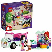Lego Friends Cat Grooming Car 41439 Building Kit Collectible Toy