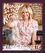Paquette Renee-messy In The Kitchen Hbook Neuf