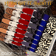 👻🎃 Color Street Halloween 2021 Jack Of All Trades Feeling Fab-boo-lous 🎃👻