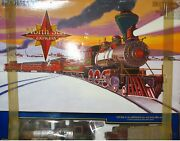 Rare Bachmann Big Haulers Train Set North Star Express G Scale Complete 205