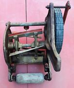 Antique American Lawn Mower Co Push Edger Head Only Read