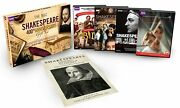 The Bbc Shakespeare 400th Anniversary Gift Set Dvd New Sealed Unopened
