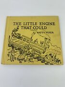 Vintage 1961 - The Little Engine That Could - Watty Piper - Platt And Munk