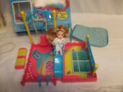 Vintage Wish World Kids Sleep And039n Leap Bed Kenner 1987 Toy Playset W/ Box