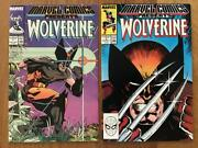 Rare Vintage Item Marvel Comics Presents Wolverine 1-10 Shipping From Japan