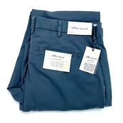 Peter Millar Soft Touch Stretch Twill Cotton Five Pocket Pants Size 33x3636x36