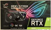 Brand New Asus Rog Strix Nvidia Geforce Rtx 3080 Gaming Oc - Free Fast Shipping