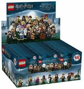 New Lego Harry Potter Series 1 Minifigures Sealed Box Of 60 71022