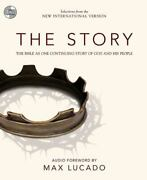 Niv, The Story, Audio Cd The Bible As One Continuing Story Of God And His Peopl