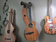 Timberline Parlor Harp Guitar T30hgpc // Mahogany Version With Every Option