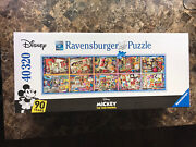 Complete Ravensburger Jigsaw Puzzle 40320 Pieces Disney Mickey -90 Years Xl