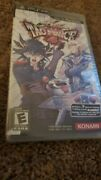 Yu-gi-oh 5dand039s Tag Force 4 Sony Psp 2009 Playstation Portable Complete Sealed