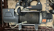 Warn 74125 Series 18 Electric Industrial Winch New Never In Service 24v