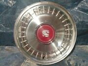 1979 To 1984 Cadillac Deville Fleetwood 15 Hubcap Wheel Cover
