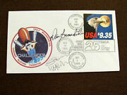 Guion Bluford Dan Brandenstein Challenger Space Flown Space Signed Auto Cover