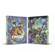 Crash Bandicoot 4 Its About Time Special Edition Sleevesleeve Only