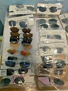 Easy Clip Eyeglasses Lot And Other Styles - Magnetic Clip On Only 50
