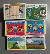 Lot Of 443 Looney Tunes Comic Ball Trading Cards