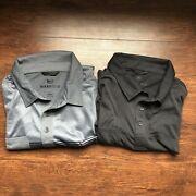 Warroad Lot Of 2 Polos Size Large