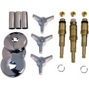 Tub And Shower Rebuild Kit Parts For American Standard Colony 3-handle Faucets