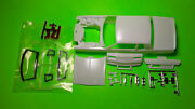 1986 Monte Carlo Ss 1/24 Hood Body Glass Bumpers Taillights Mirrors Nascar Parts