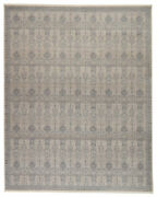 Jaipur Living Beaumont Trellis Blue/ Cream Area Rug 10and039x13and039