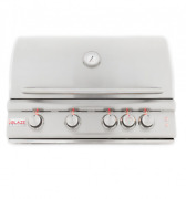 Blaze 32 4-burner Lte Gas Grill With Rear Burner And Built-in Lighting System