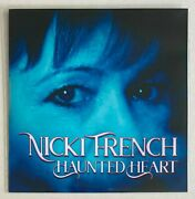 Nicki French Haunted Heart Uk 7 Trk Cd Incl. Exclusive Megamix Htf
