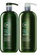 Paul Mitchell Tea Tree Special Shampoo Conditioner Or Duo Pack 1 L Choose One