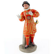 Royal Doulton Colonel Fairfax Hn 2903 11.5 New Boxed Never Sold Made England
