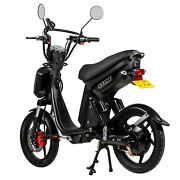 Eapc Electric Bike With Robust Powerful Brushless Motor Pedal Assist Rapid