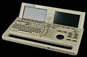 Hp Sonos 2000 Dual Screen Ultrasound Machine Control Panel Operator Assembly