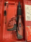Hilti Dx-460 Concrete Fastener Nailer Powder Actuated Gun And X-460-f8 Aaa8