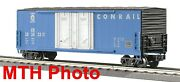 Mth 30-7453 Conrail 50' Double Door Plugged Boxcar 2000 C9