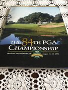 Collectable 2002 Pga Championship Mag. Signed By 26 Golfers Incl.tiger Nickalus