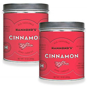 Hammondandrsquos Candies - Old Fashioned Cinnamon Pantry Candies - 2 - 10 Ounce Tins