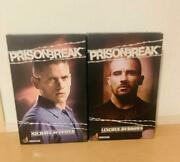 hot Toys Rae Prison Break Mickael Scofield And Lincoin Burrows Lot Of 2 Figure