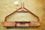 Case/ Ingersoll 4020 4016 444 446 3-point Hitch Sleeve Hitch Adapter F27