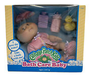 Vtg Cabbage Patch Kids Bath Care Baby 1993 Hasbro Toys Nib New In Box