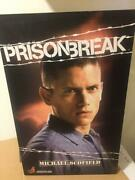 Hot Toys 1/6 Prison Break Michael Scofield And Lincoln Burrows 2 Action Figures