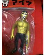 Rare Punk Drunkers Pds Real Head He's Gold C-3po Soft Vinyl Figure Made In Japan