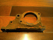 1949 Ford 8n Tractor Governor Mounting Plate Coverandnbsp