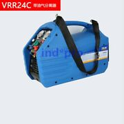 For Air Conditioning Refrigerant Recovery Unit Recycling Machine Vrr24c 220v