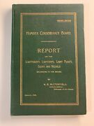 Humber Conservancy Board Report On Lighthouses, Lightships, Light Floats 1939