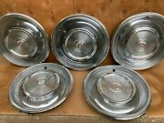 1968 - 1969 Cadillac Hubcaps Wheel Covers