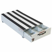 Weather Guard 3373 Pack Ratand174 3 Compartment Drawer Unit White 48l X 30w